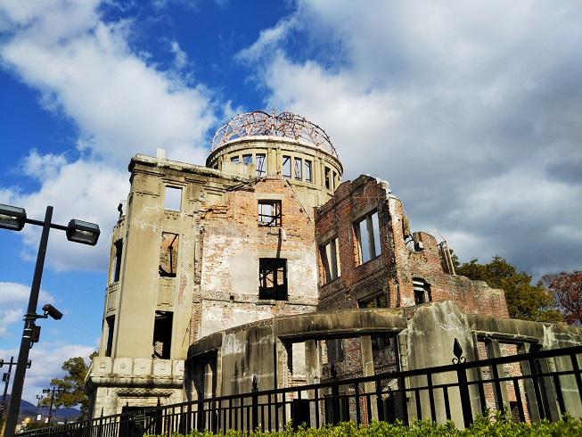 広島市 原爆ドーム